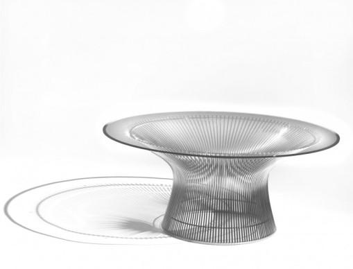 Table basse Platner - Knoll