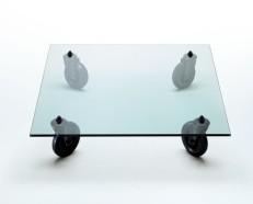 table basse Tavolo Con Rueto - Fontana Arte