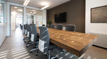 Table de réunion Air Wood - Lago