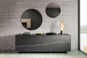 Buffet co-planaire Lago Xglass