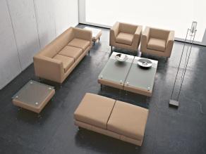 Canapé Cube - Luxy