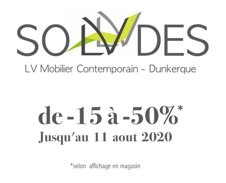 logo LV Soldes %